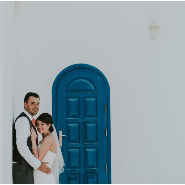 Kirsty & Luke - Olympic Lagoon Paphos wedding