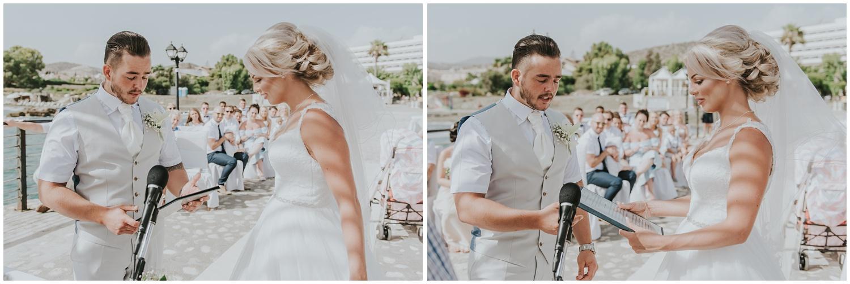 elias beach wedding