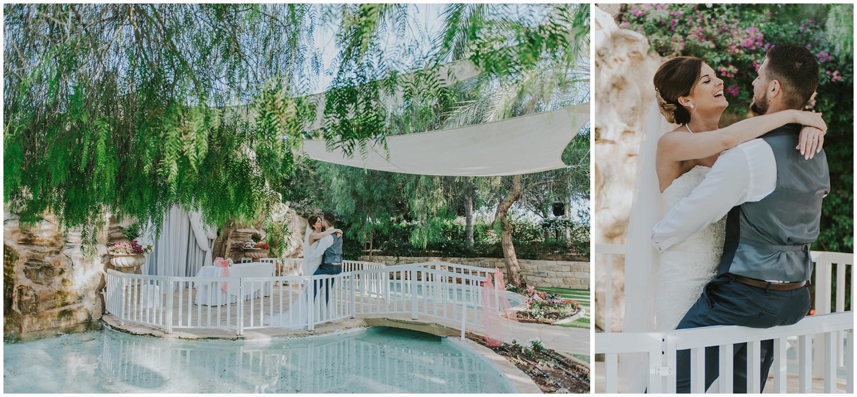 olympic lagoon ayia napa bride groom
