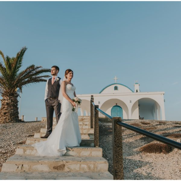 Elliemae & James – Olympic Lagoon Ayia Napa Wedding