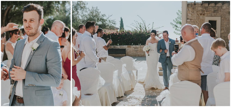 aphrodite hills wedding