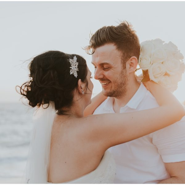 Lucy & Ed - Aphrodite Hills Resort wedding