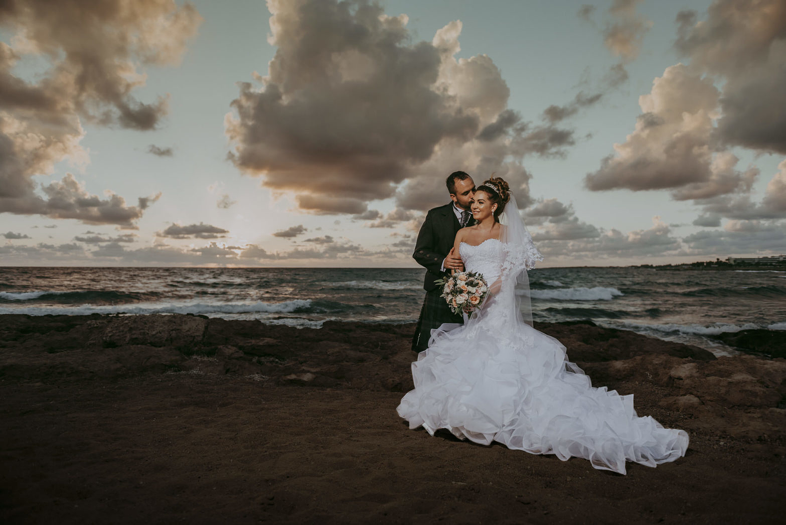 cyprus sunset shoot