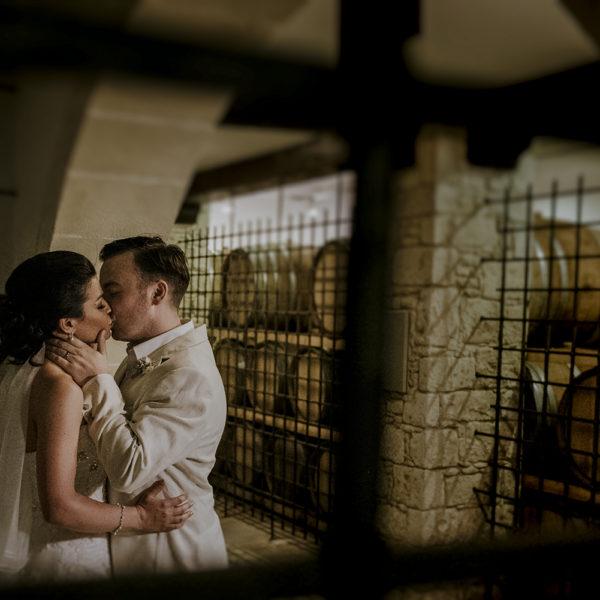 Clare & Paul – Hadjiantonas Winery Wedding