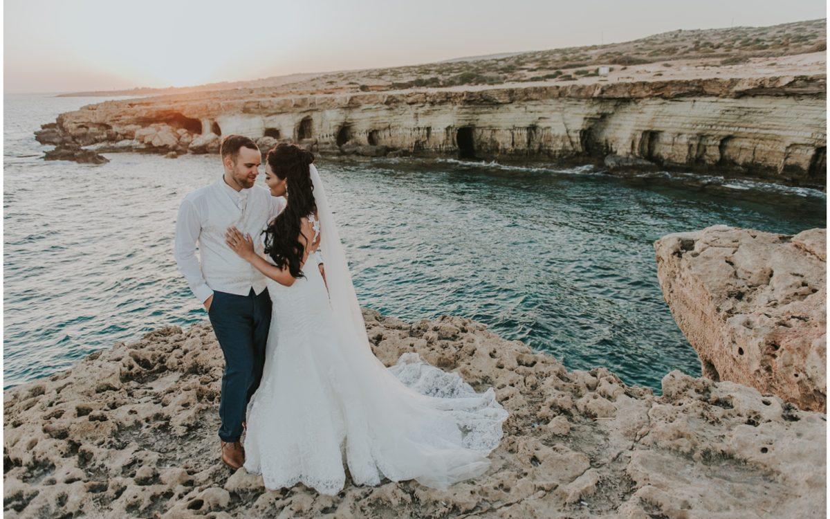 Sophia & Daniel - Sunrise Beach Hotel wedding