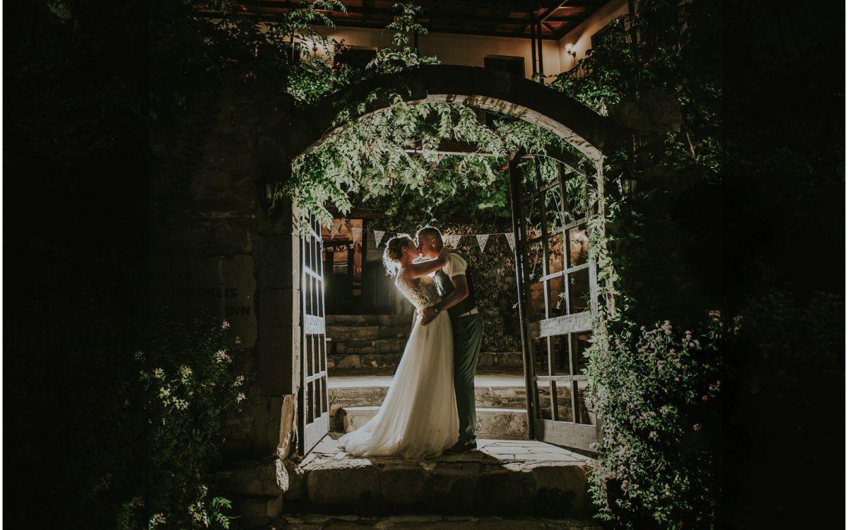 Kathryn & Neil - Vasilias Nikoklis Inn Wedding