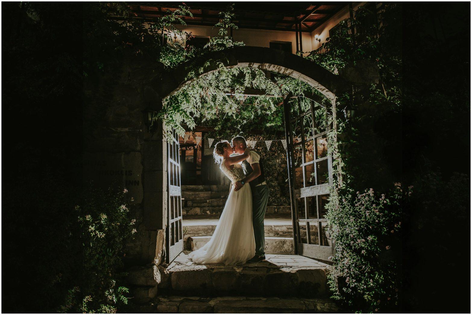 Vasilias nikoklis inn wedding