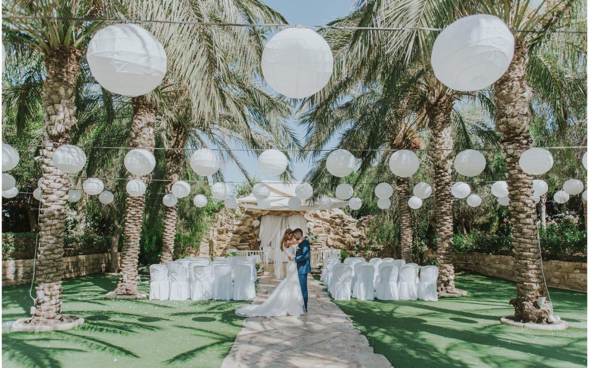 Natalie & Ross - Olympic Lagoon Ayia Napa wedding