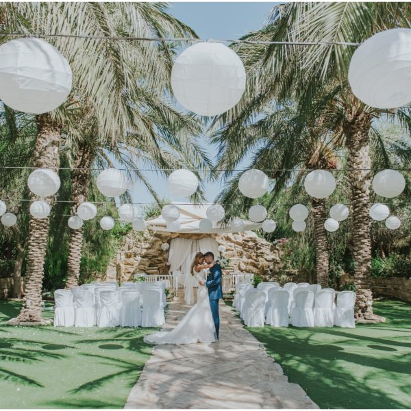 Natalie & Ross - Olympic Lagoon Ayia Napa wedding