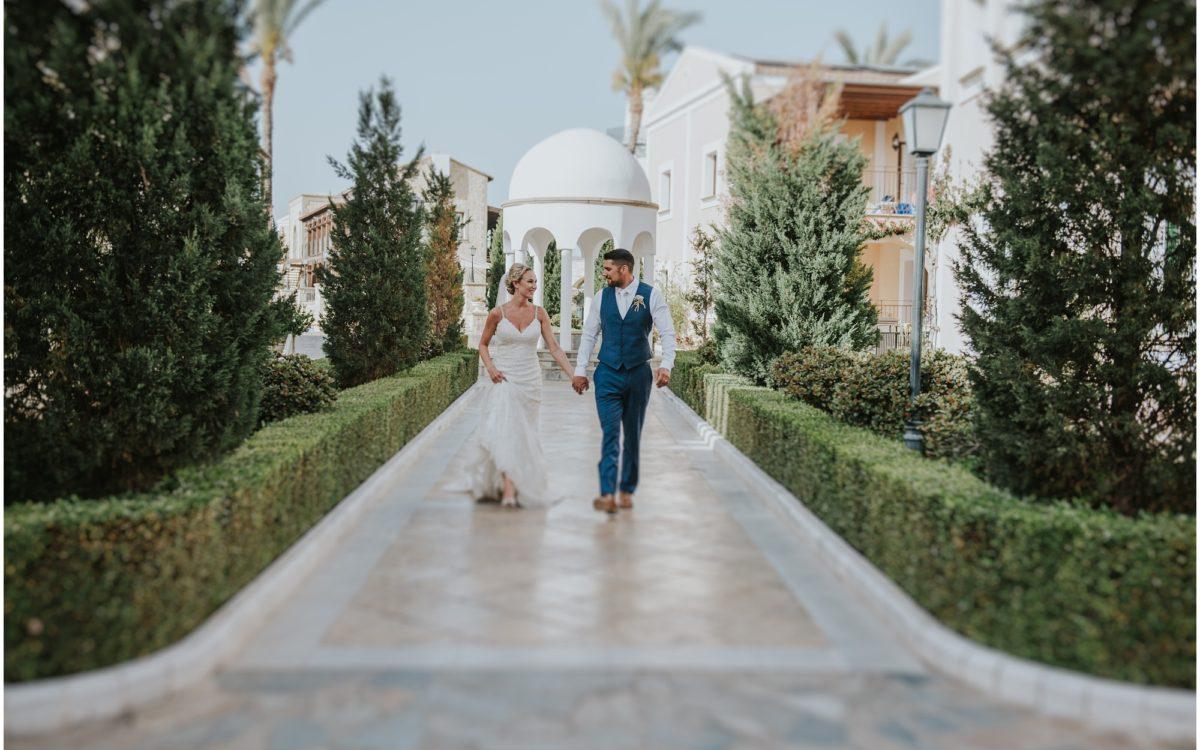 {Sneak peek}  Cloe & Liam - Aliathon Holiday Village wedding