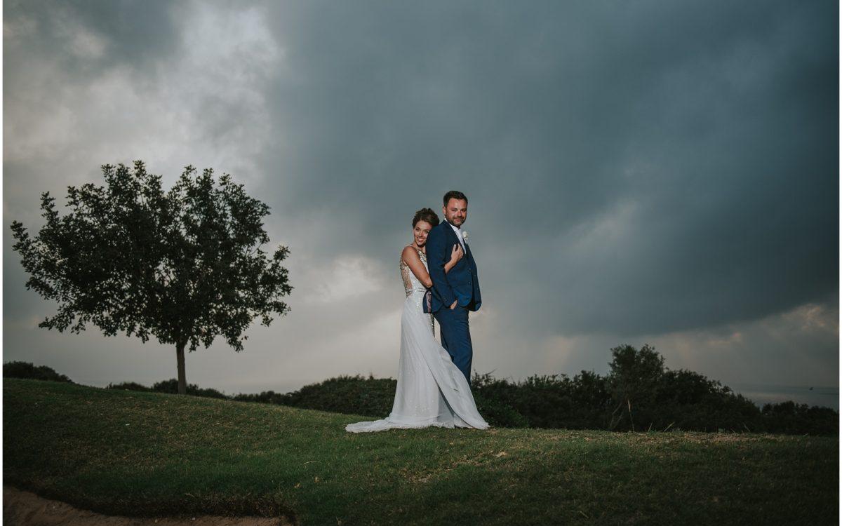 Sara & Gary - Aphrodite Hills Wedding