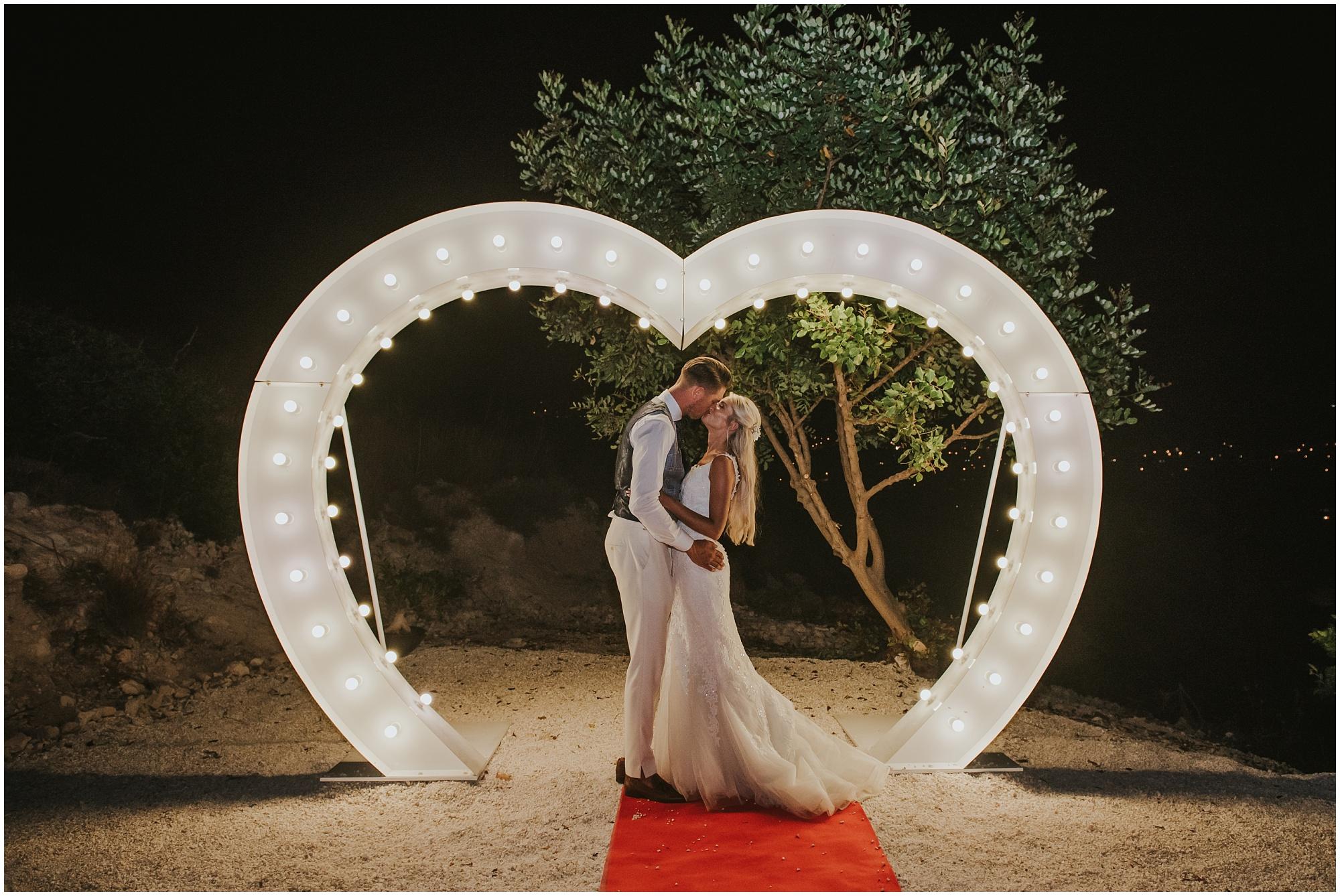 heart arch light