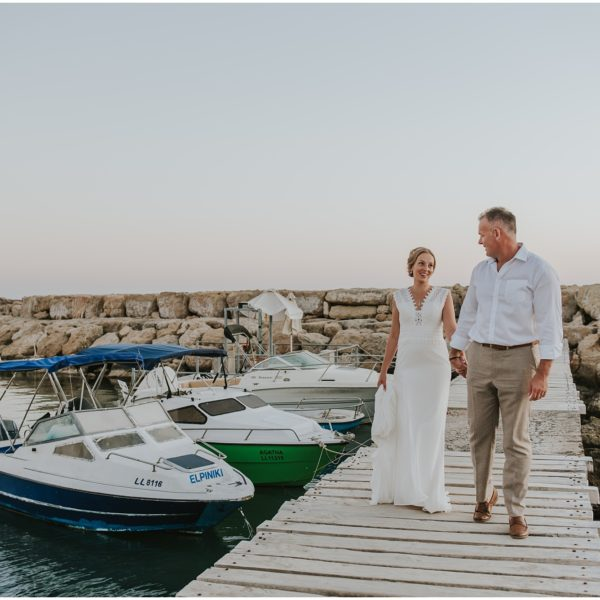 Jessie & Paul - Coral Beach Hotel Wedding