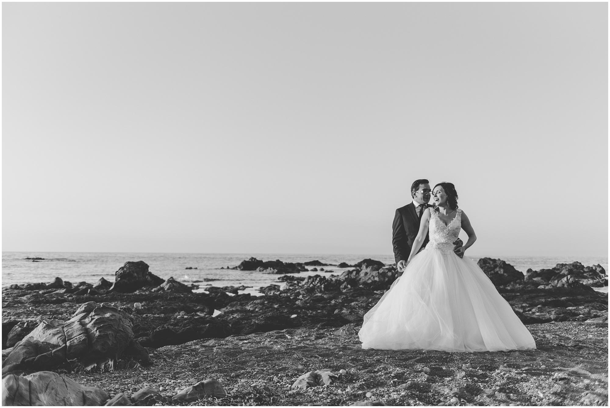 pomos bride and groom