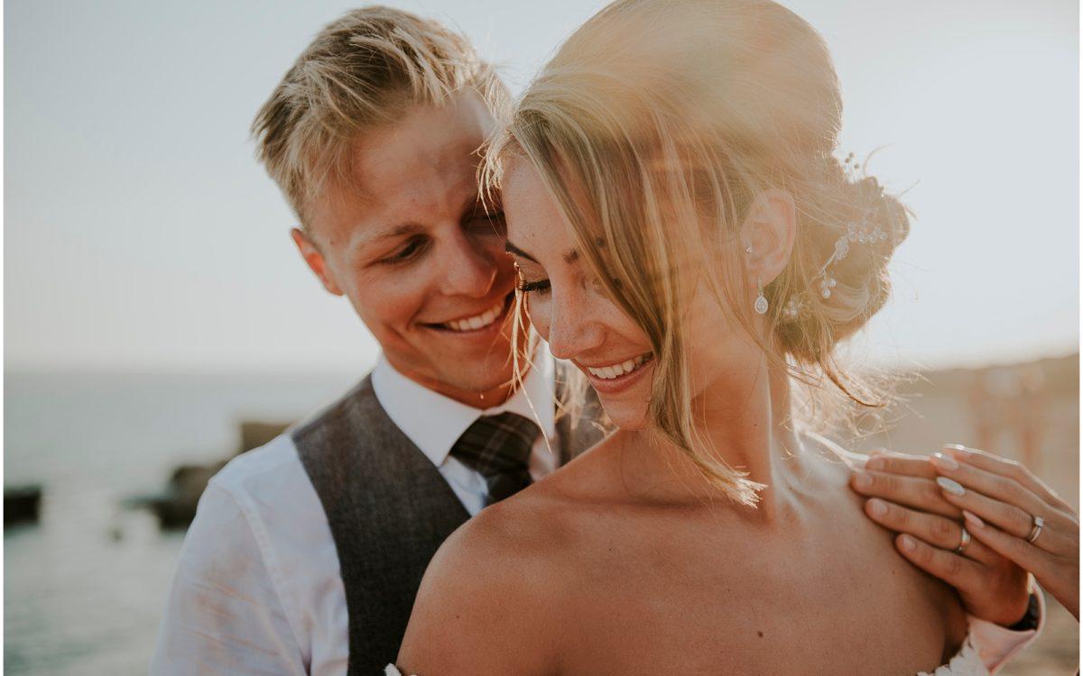 Victoria & Jonathan - Nissi Beach Resort Wedding
