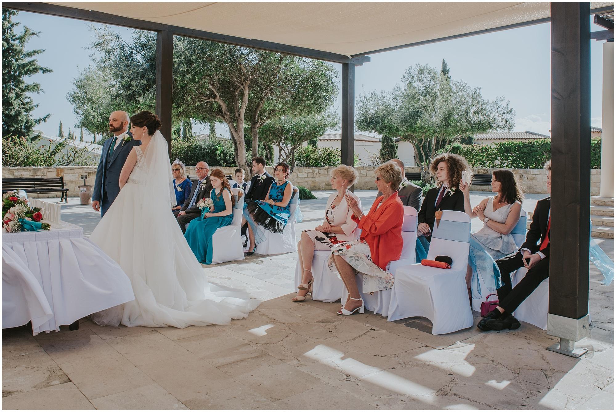 aphrodite hills resort ceremony