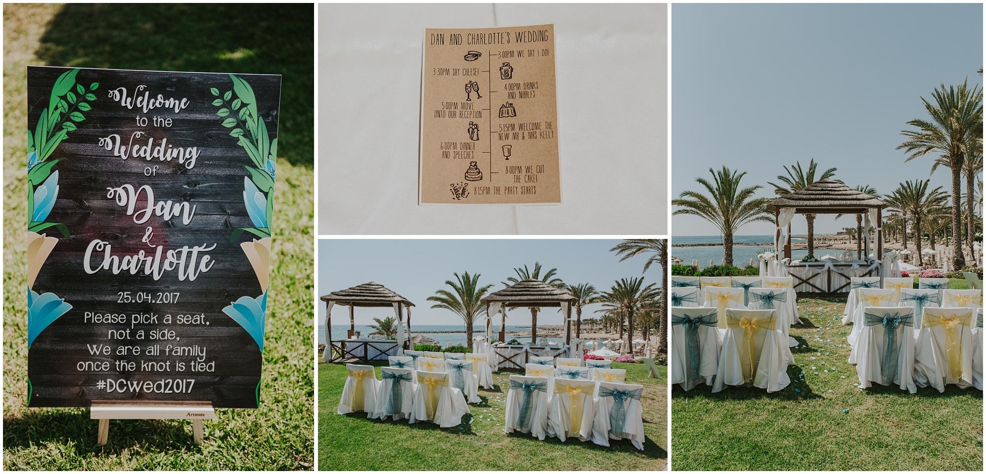 Pioneer Beach ceremony