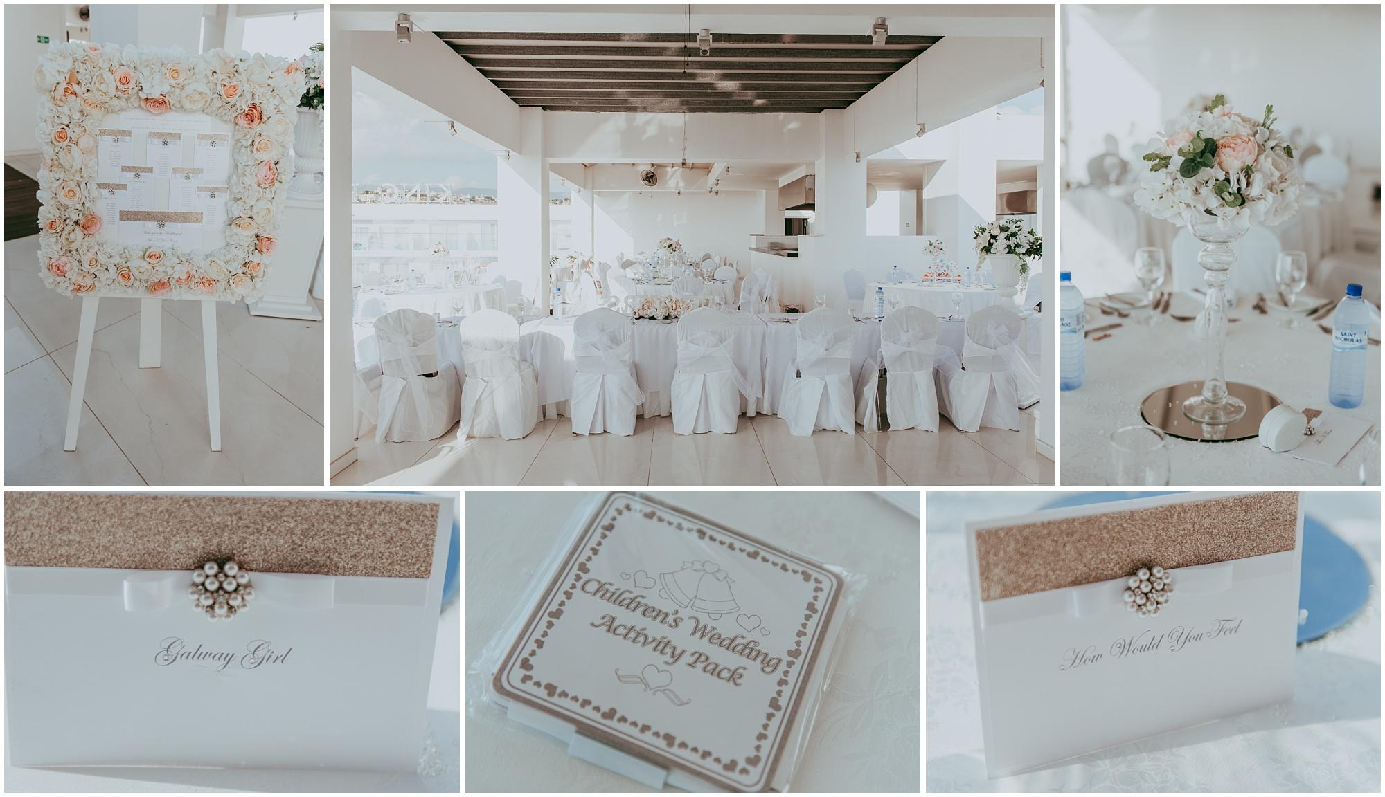 king evelthon hotel wedding