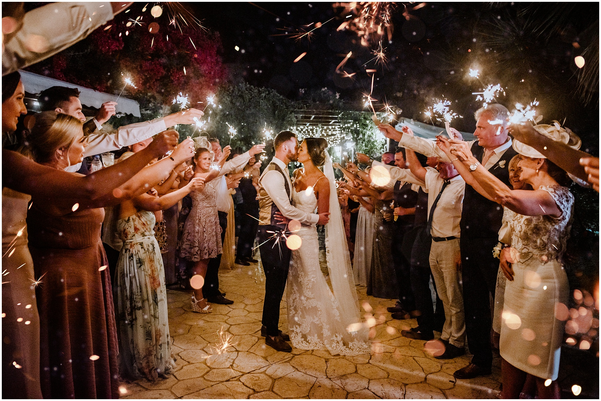 wow sparkler photo