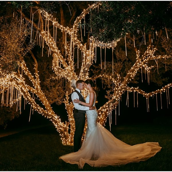 Chelsea & Sam - A fairy tale wedding at The Cupule