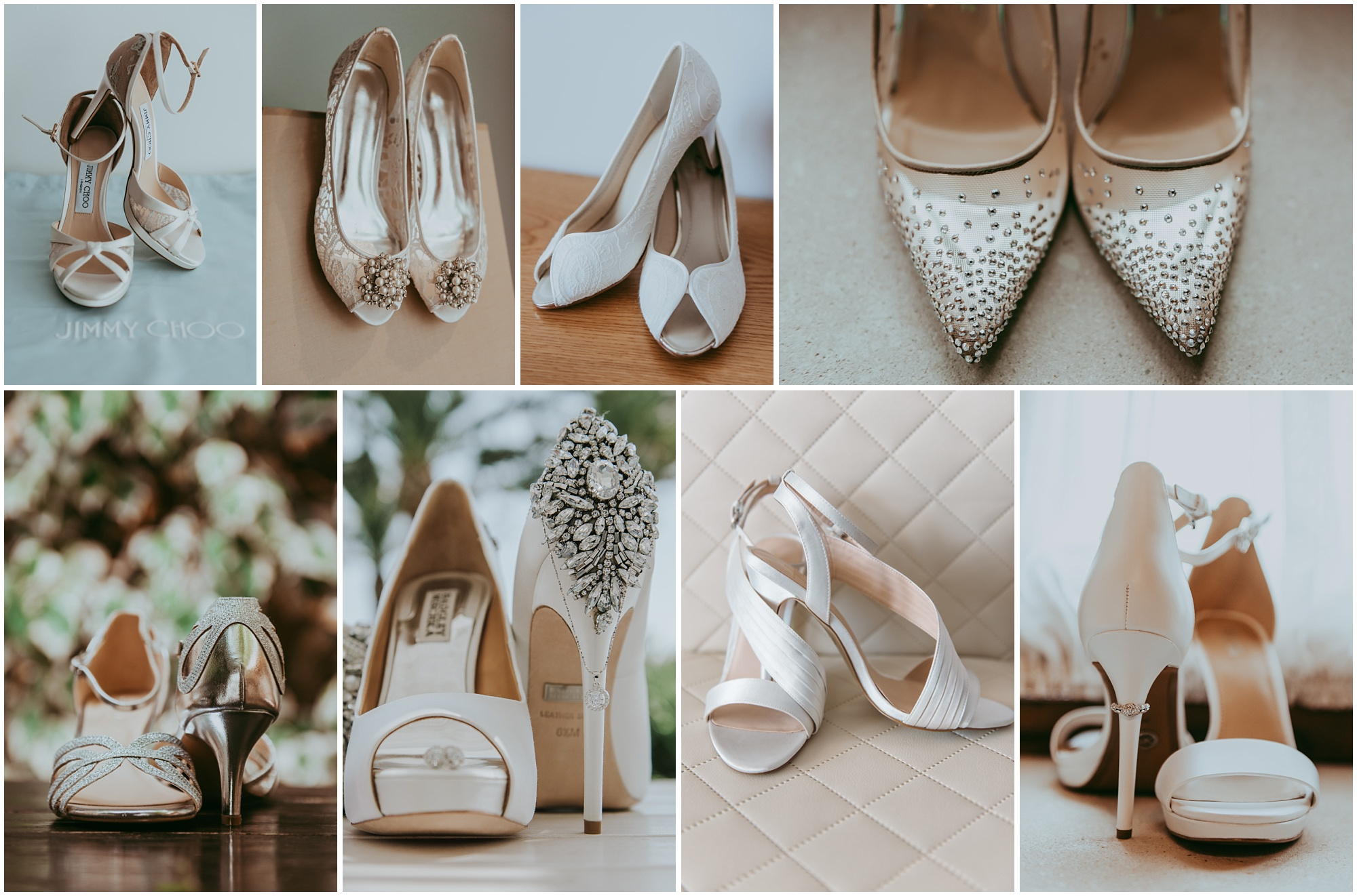 shoes for your cyprus wedding