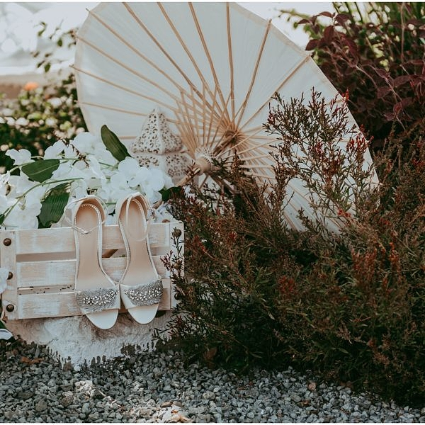 6 Tips for choosing your wedding shoes